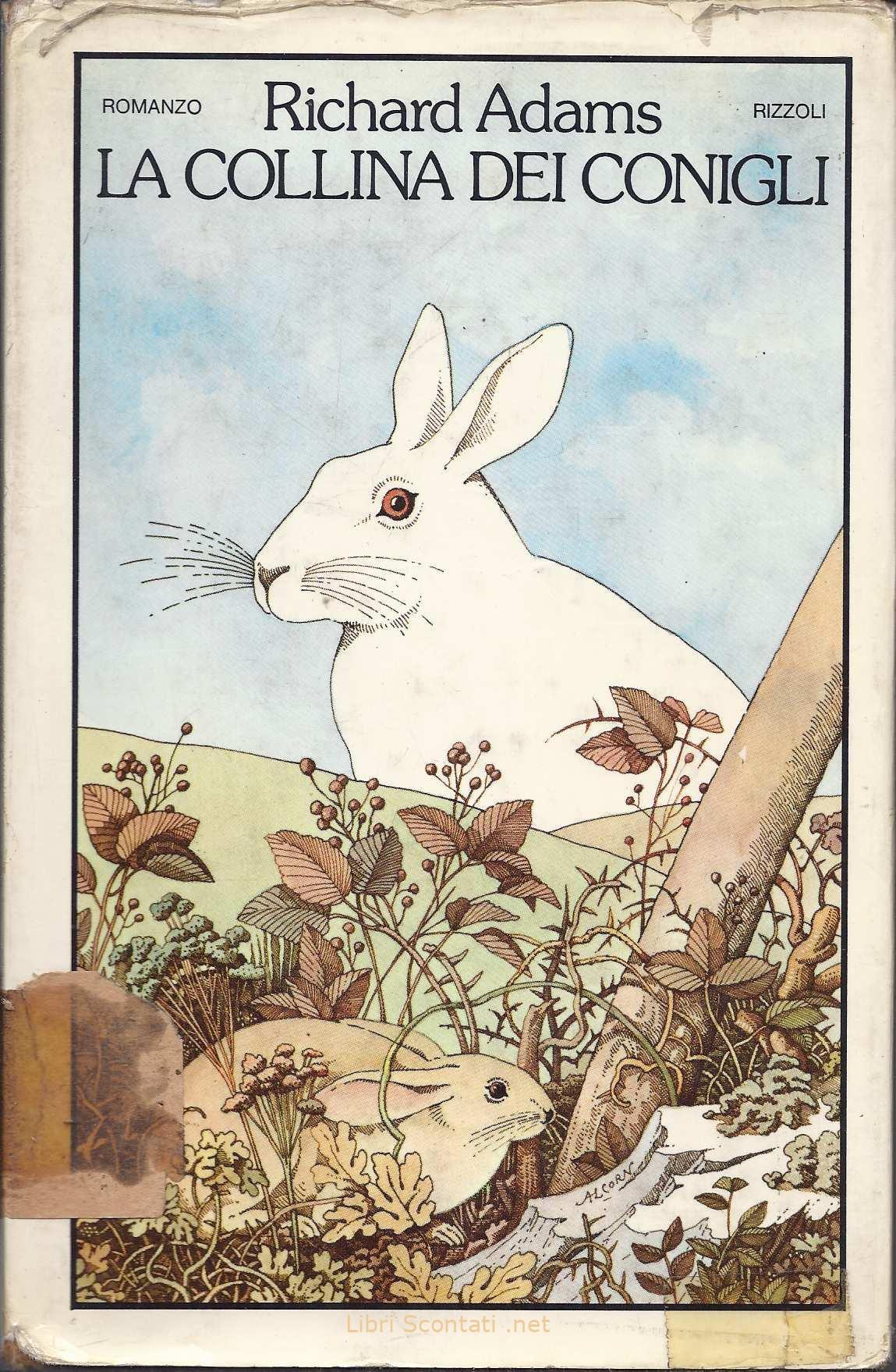 Risultati immagini per la collina dei conigli